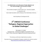Croatian Odysseus Member Iris Goldner Lang organises the second UNESCO Conference 'Refugees - Regional Approaches to Global Challenges'